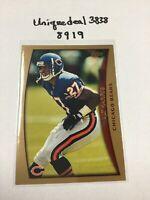 1998 Topps #179 Walt Harris Chicago Bears Football Card 8919 🚘
