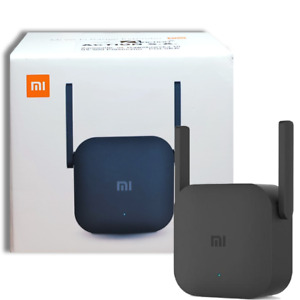 XIAOMI REPEATER PRO RANGE EXTENDER RIPETITORE WIFI WIRELESS 300 Mbps 2 ANTENNE