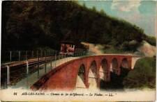 CPA Aix-les-Bains Chemin de fer du Revard, Le Viaduc (681686)