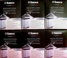 6 x SAECO Philips Aqua Clean CA6903/10 Wasser-Kalkfilter neu sofort lieferbar