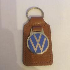 Vintage VW Key ring keychain tag chain key fob Bug beetle bus Golf bug volkswage