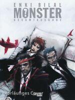 Bilal - Monster Gesamtausgabe - Carlsen Comics - deutsch - NEUWARE