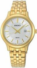 NEW Seiko Gold Womens Watch  SUR646P1