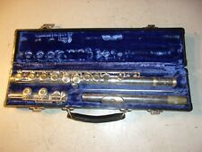 Gemeinhardt Flute in Case