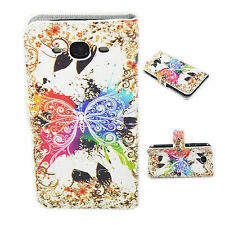Leather Stand Wallet Phone Soft GEL Cover Case For Samsung Galaxy S3 III i9300