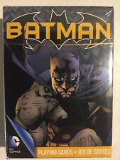 """Batman""~Playing Cards~52 Card Deck~DC Comics~ Brand New!,Sealed"