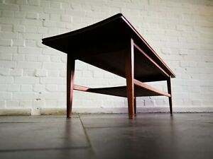 Vintage Mid Century Richard Hornby Coffee Table Magazine Rack 50/60s