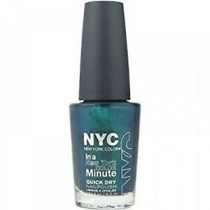 NYC In A New York Color Minute Quick Dry Nail Polish CHOOSE UR COLOR B2G 20%OFF