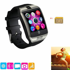 Bluetooth Smart Watch Wristband For Samsung Galaxy S7 S6 S4 Note 5 4 3 LG G5 G4