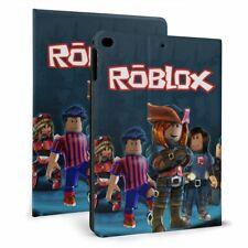 Roblox 360 Roating Auto Sleep/Wake Smart Case for iPad 7th Air1/2/3 Pro Mini Pro