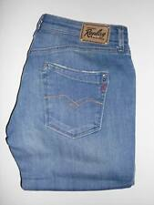 Replay Blue Jeans Rockxanne Slim Skinny Jeans schmal Röhre Gr. 31/32 neu