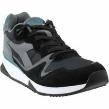 Diadora V7000 NYL II Sneakers Casual    - Black - Mens
