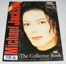 Michael Jackson - Black & White Magazin SONDERHEFT Nr. 2 | Luxus Ausgabe