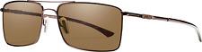 NEW Smith Outlier TI Sunglasses-Matte Brown-Chromapop Polarized-SAME DAY SHIP!