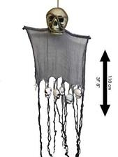 AEX Halloween Skeleton Party Hanging Deco Haunted House Figure Props