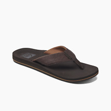 Reef Men's Twinpin Lux Sandals flip flops Thongs size 11 100% Vegan