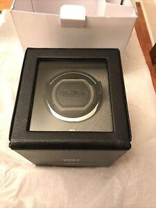 Wolf 455203 Cub Series Module Watch Winder - Black Ben Bridge Edition