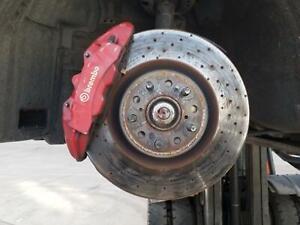 MK9 FN2 HONDA CIVIC TYPE R N/S LEFT FRONT BREMBO BRAKE CALIPER IN RED