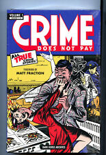 Crime Does Not Pay Vol. #1 (2012) Dark Horse Hardcover Sealed