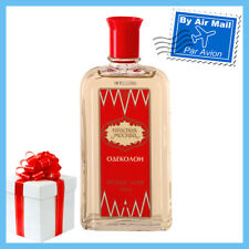 Red Moscow Eau de Cologne / NEW DAWN - Famous Vintage Perfume. 85 ml / 2.87FL.OZ