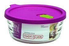 Lock & Lock LLG77 - Oven vetro per forno a microonde e forno, Vetro, (p0W)
