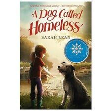 A Dog Called Homeless by Sarah Lean (2012, Hardcover)