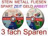 Spezial Trennscheiben ACS 46 / 60 T Multi Edelstahl Inox Stahl Stein Fliesen