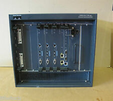 Cisco Ics 7700 Intergrated sistema de comunicación 7750 Chasis 310 de procesamiento