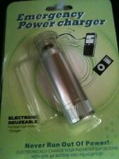 AA Battery Powered Emergency Mobile Phone Charger With Wini USB Adaptor ....