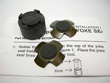 TH350 700R4 OUTPUT SHAFT SEALING KIT Plug Seal & Stop Yolk Yoke Drive Line Leak