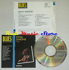 CD NINA SIMONE Porgy BLUES COLLECTION 1993 DeAGOSTINI mc lp dvd vhs