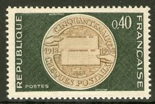 TIMBRE 1542 NEUF XX LUXE - 50 ANS DES CHEQUES POSTAUX