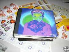 CD Metal Keith Caputo Why 1Song Promo ROADRUNNER