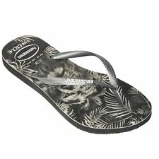 We Are Handsome Lion Havaianas Thongs Flip Flops Size 37-38 (7-8) RRP $49.99 NWT