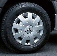 Set of 4 New Genuine Mercedes Sprinter Wheel Trims - 16'' INCH WHEEL 2006 >>2016