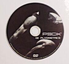 P90X DISC #2  -  PLYOMETRICS,  REPLACEMENT DISC,  FREE SHIP