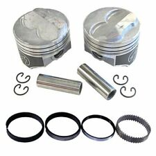 Speed Pro H617CP30 Chevy 350 355 .275 Dome Hyper Pistons & Moly Ring Kit 030 SBC