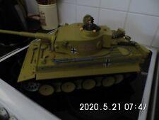 Tamiya 1/16 scale Tiger tank