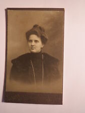 Ried Innkreis - 1909 - junge Frau - Portrait / CDV