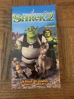 Shrek 2 VHS