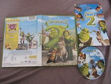 Shrek 2 de Andrew Adamson, DVD, Animation/Dreamworks