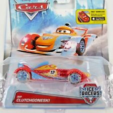 Disney Pixar Cars Ice Racers Series Rip Clutchgoneski Diecast Special Edition