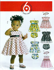 Fácil patrón de costura-Chicas/Niño/bebé vestir Bragas Rock 'n' Roll 50s