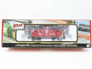 HO Scale Atlas 6305-4 N&W Norfolk & Western NE-6 Caboose #557764