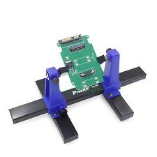 Jaw Opening 200mm Adjustable Soldering Clamp Holder PCB Motherboard Weld Repair