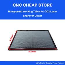DIY CO2 60W Laser Engraing Cutting Machine Honeycomb Work Table Platform 40x60cm