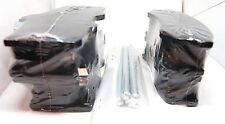 Front and Rear Ceramic Brake Pads Toyota Landcruiser 4.2 VX HDJ80 1HD-T 90/98