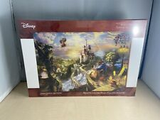 1000 Piece Puzzle Beauty and the Beast Beauty and the Beast Falling in Love
