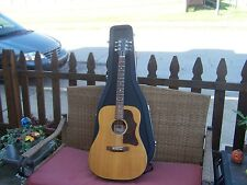 vintage gibson j-50 accoustic deluxe guitar