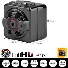 SQ8 Mini Espía Cámara Oculta 1080P HD Portátil Cámara de vigilancia de seguridad
